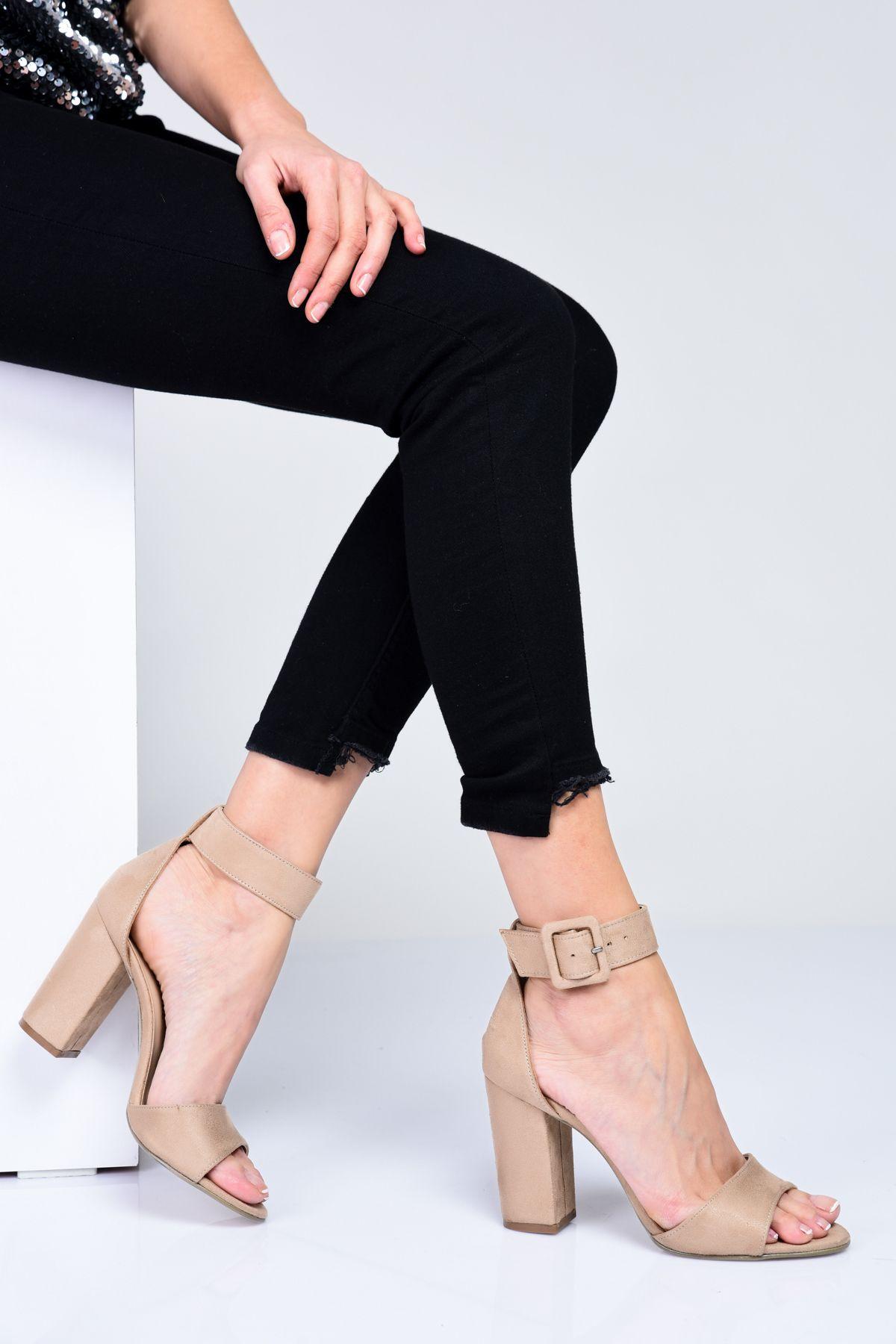 39623531e5cae Kadın Topuklu Ayakkabı Modelleri, Fiyatları, Aynı Gün Kargo - Shoes Time